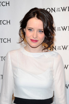 Claire Foy at an event for Season of the Witch (2011)