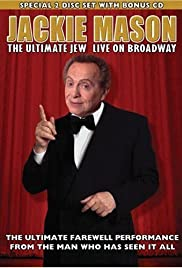 Jackie Mason: The Ultimate Jew Poster