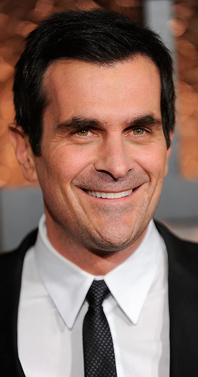 ty burrell wife