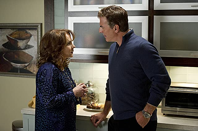 Stockard Channing and Chris Noth in The Good Wife (2009)