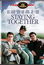 Staying Together (1989) Poster - Movie Forum, Cast, Reviews