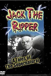 Jack the Ripper Poster