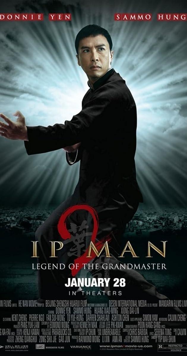 Meistras Ip Man 2 / Yip Man 2 (2010) Online