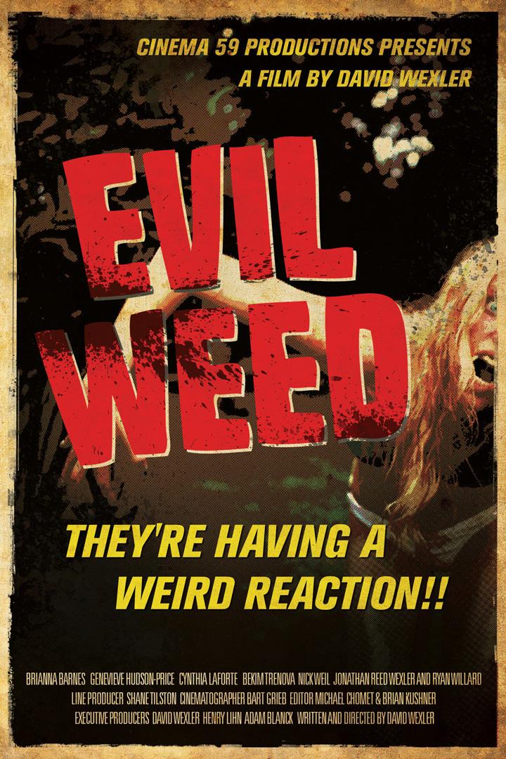 image Evil Weed Watch Full Movie Free Online