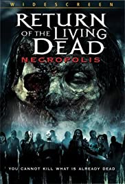 Return of the Living Dead: Necropolis Poster