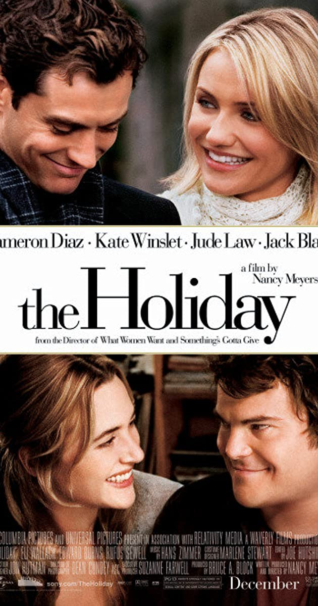 Atostogos / The Holiday (2006)