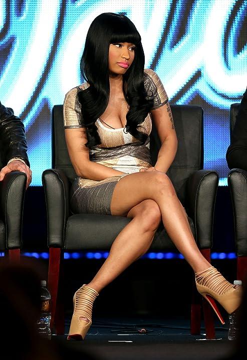 Nicki Minaj at American Idol (2002)