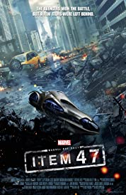 Marvel One-Shot: Item 47 (2012)