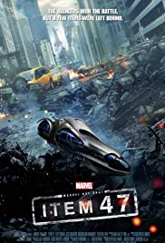 Marvel One-Shot: Item 47(2012) Poster - Movie Forum, Cast, Reviews