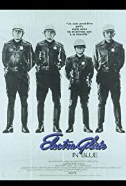 Electra Glide in Blue (1973) Poster - Movie Forum, Cast, Reviews
