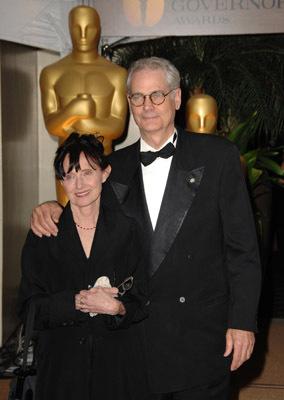Caleb Deschanel and Mary Jo Deschanel