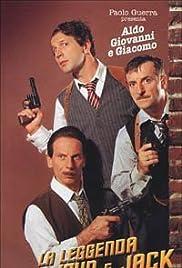 La leggenda di Al, John e Jack Poster