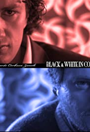 Black & White in Colors Poster