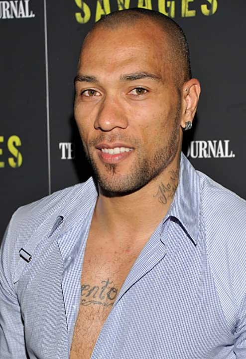John Carew at an event for Savages (2012)