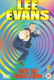 Lee Evans: Live in Scotland poster