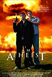 I Am Atheist Poster