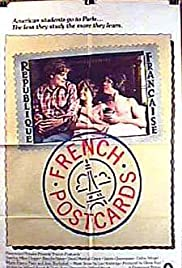 French Postcards (1979) Poster - Movie Forum, Cast, Reviews