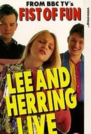 Lee & Herring Live Poster