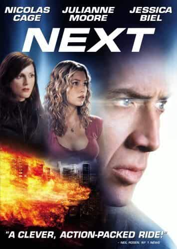 Next 2007 Hindi Dubbed Dual Audio 720p BluRay full movie watch online freee download at movies365.org