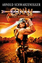 Primary image for Conan the Destroyer