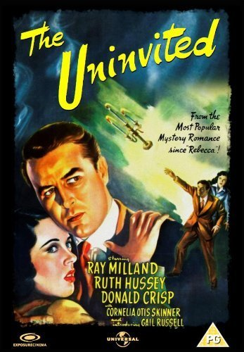 Ray Milland and Ruth Hussey in The Uninvited (1944)