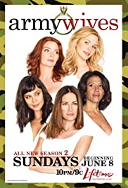 Army Wives Poster - TV Show Forum, Cast, Reviews