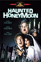 Haunted Honeymoon (1986) Poster