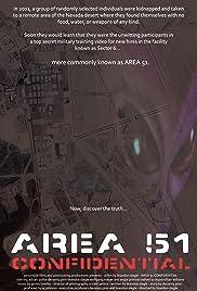 Area 51 Confidential Poster