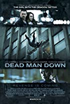 Dead Man Down (2013) Poster