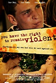 You Have the Right to Remain Violent Poster