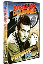 Richard Diamond, Private Detective Poster