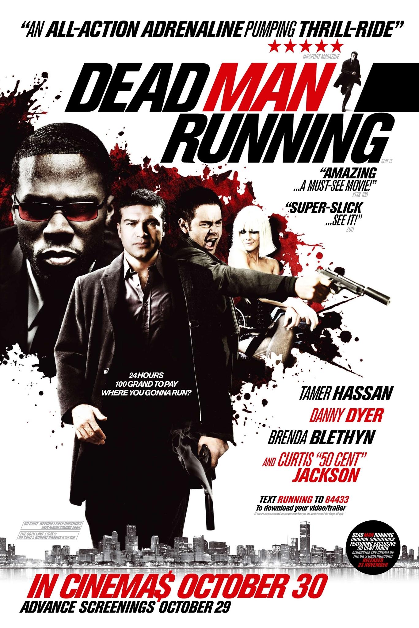 image Dead Man Running Watch Full Movie Free Online