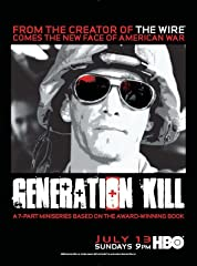 Generation Kill - Season 1 poster