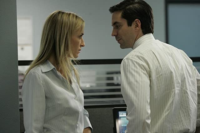 Ever Carradine and Rhys Coiro in 24 (2001)