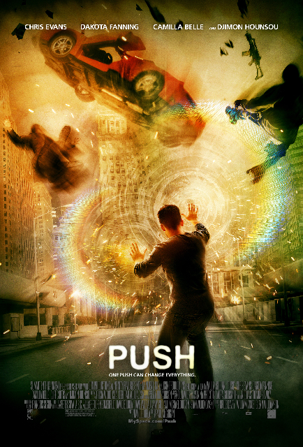 Push 2009 Hindi Dubbed