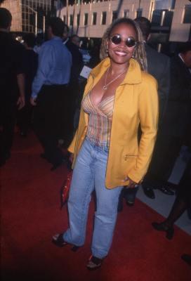 Kim Fields at Introducing Dorothy Dandridge (1999)