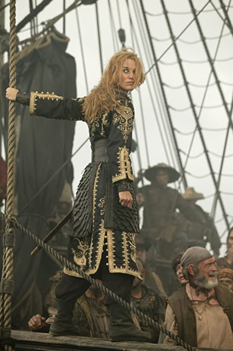 Keira Knightley in Pirates of the Caribbean: At World's End (2007)