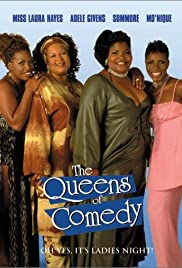 The Queens of Comedy (2001) Poster - Movie Forum, Cast, Reviews