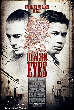 Dragon Eyes poster