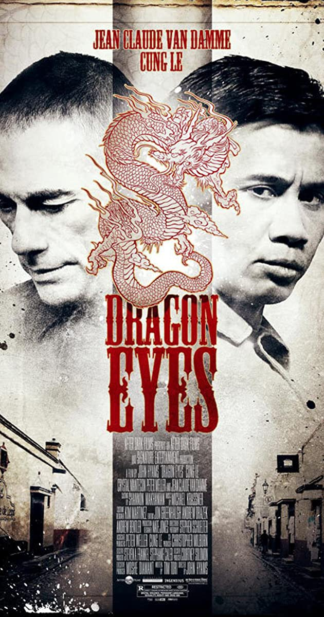 Drakono akys / Dragon Eyes (2012) Online