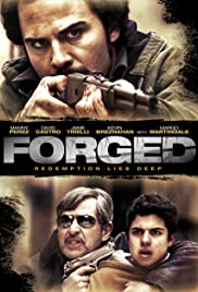 Forged (2010) Poster - Movie Forum, Cast, Reviews