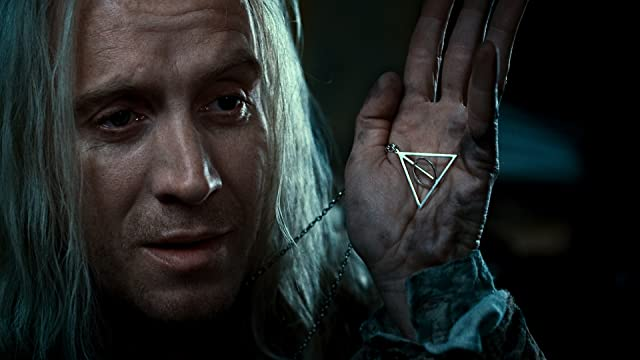 Rhys Ifans in Harry Potter and the Deathly Hallows: Part 1 (2010)