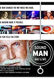 Sound Man: WWII to MP3 Poster