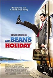 Mr. Bean's Holiday poster