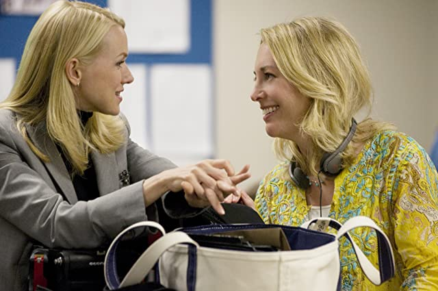 Naomi Watts and Valerie Plame Wilson in Fair Game (2010)