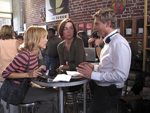 Brittany Murphy, Nick Hurran, and Julianne Nicholson in Little Black Book (2004)