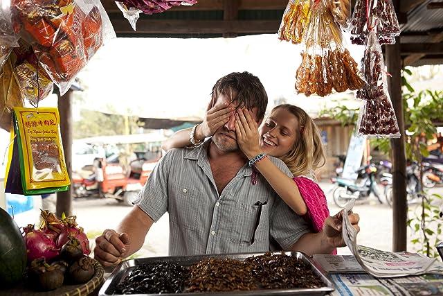 Joel Edgerton and Teresa Palmer in Wish You Were Here (2012)