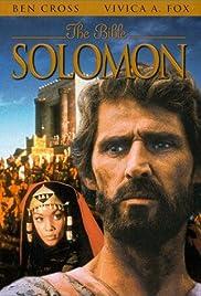 Solomon(1997) Poster - Movie Forum, Cast, Reviews