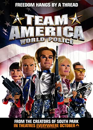 Team America  World Police หน่วยพิทักษ์ กู้ภัยโลก