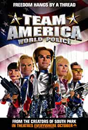 Team America: World Police film poster